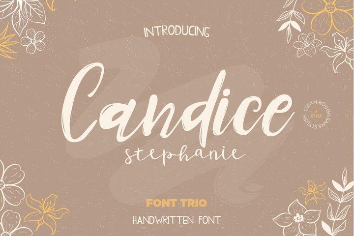 Candice Font Trio