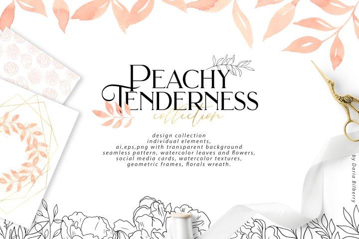 Peachy Tenderness example