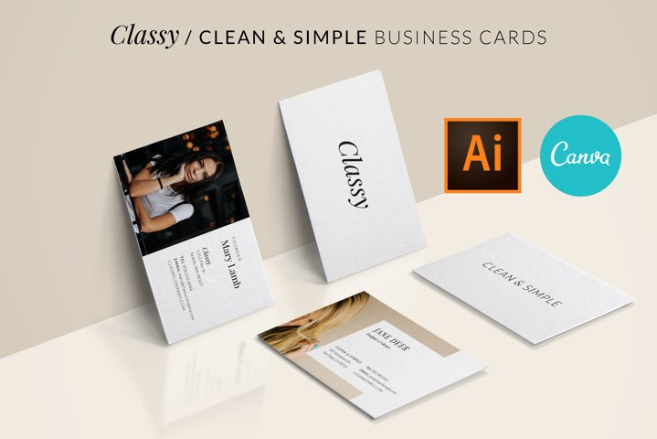 ARIYAH Business Card Template