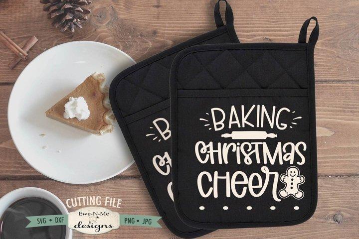Baking Christmas Cheer SVG | Christmas SVG