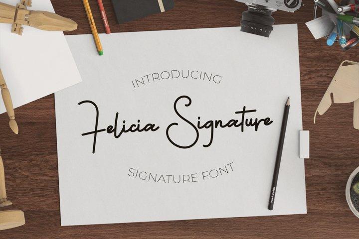 Felicia Signature