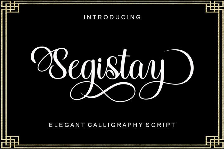 Segistay script