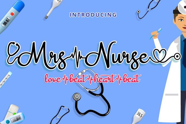 Mrs Nurse