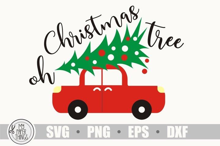 Christmas tree svg, Christmas truck svg, Baby Christmas svg