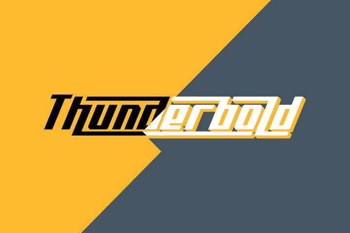 Thunderbold