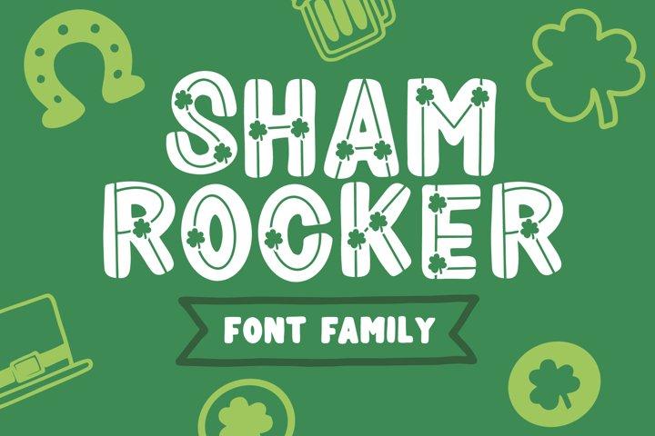 Shamrocker Font Family