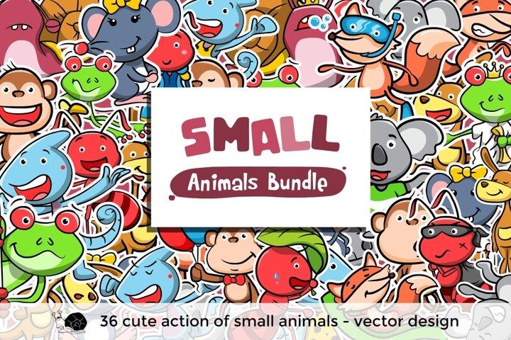 Small Animals Bundle
