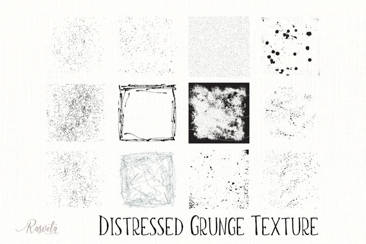 Abstract Grunge Textures Pattern