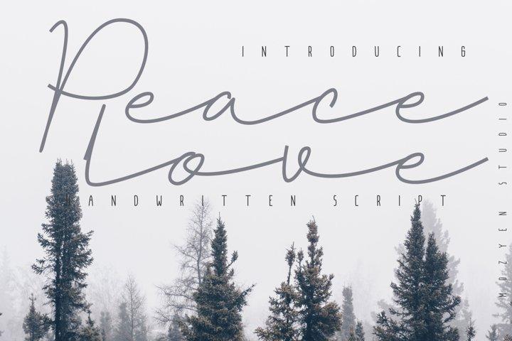 Peacelove 02.00