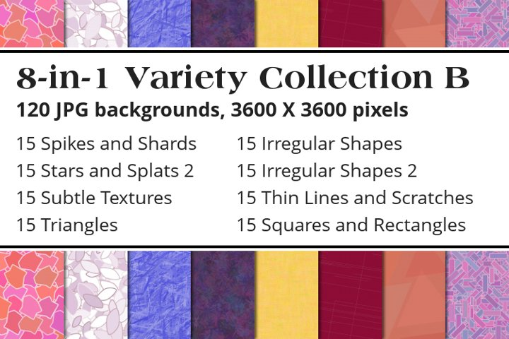 8-in-1 Variety Collection B