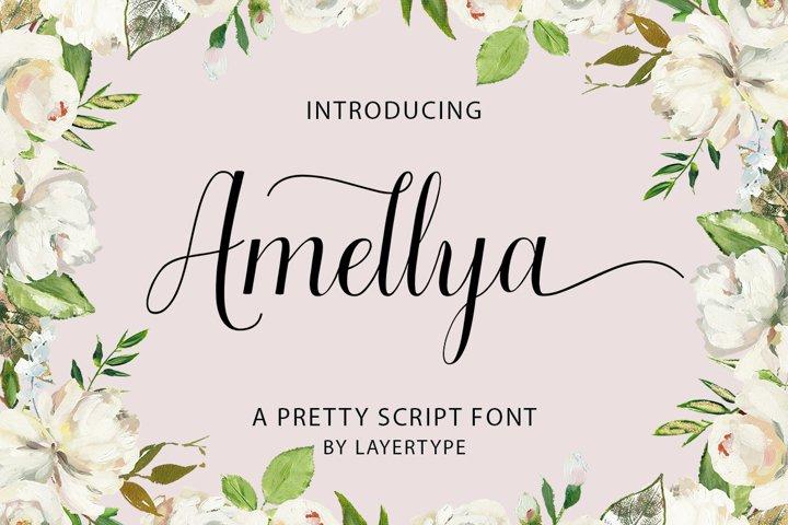 Amellya Script
