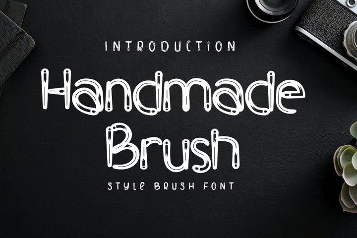 Handmade Brush