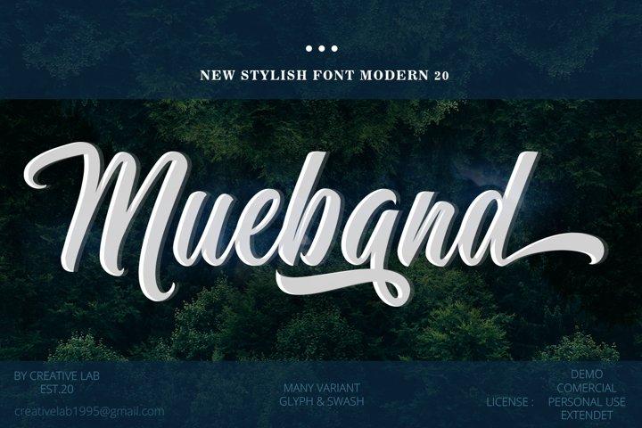MUEBAND Script