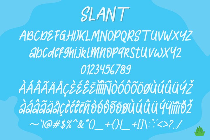 Comic Type - Free Font of The Week Design5
