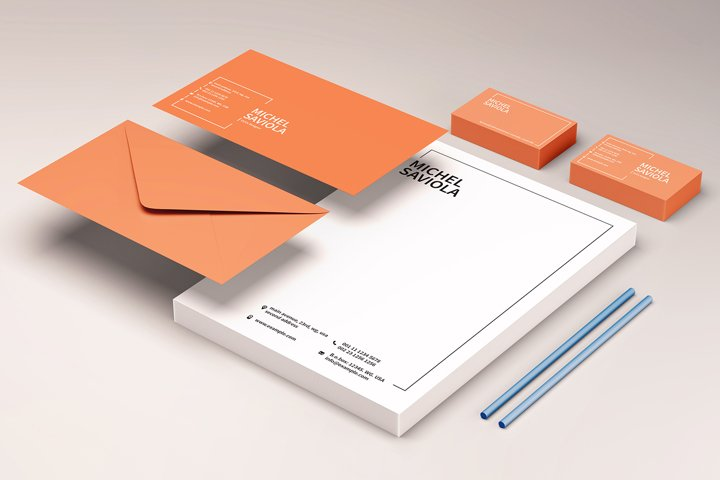 7 PSD Branding Mockups