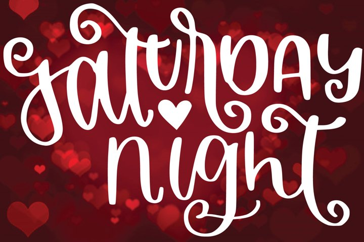 Valentine Night