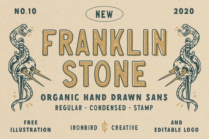 Franklin Stone & Extras