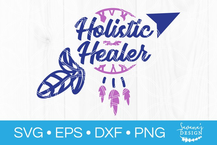 Holistic Healer SVG Wholistic SVG Essential Oil SVG