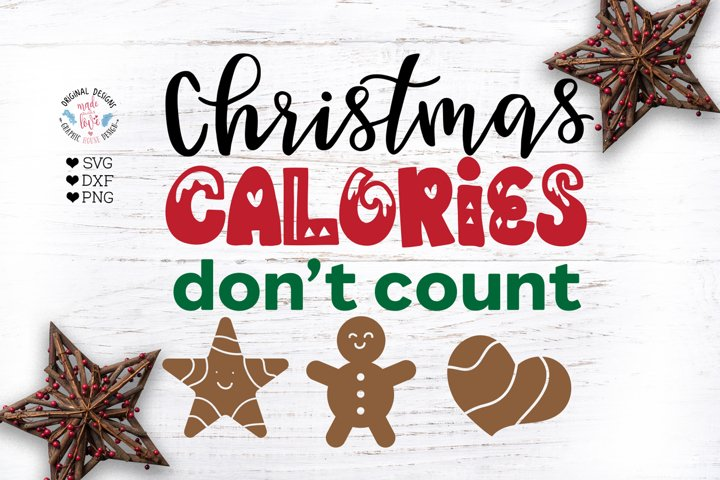 Christmas Calories Dont Count