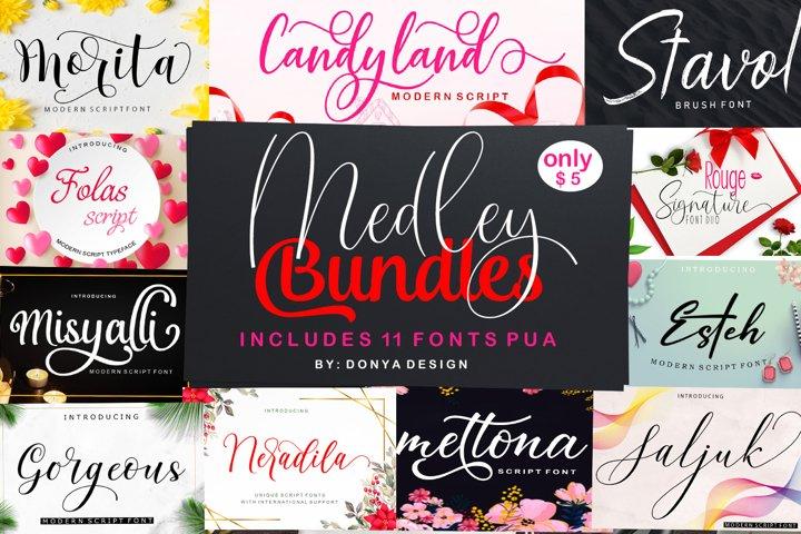 Medley Bundles