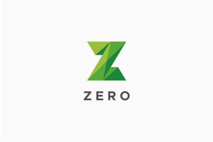 Zero - Letter Z logo