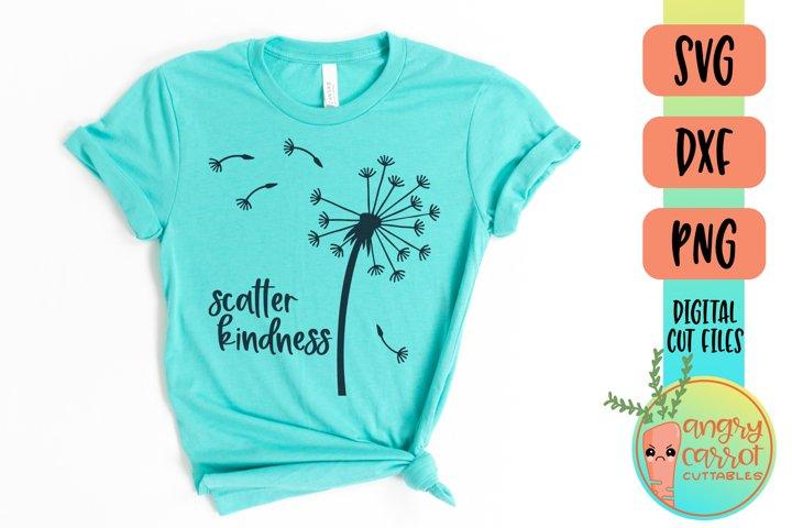 Scatter Kindness SVG | Inspirational SVG