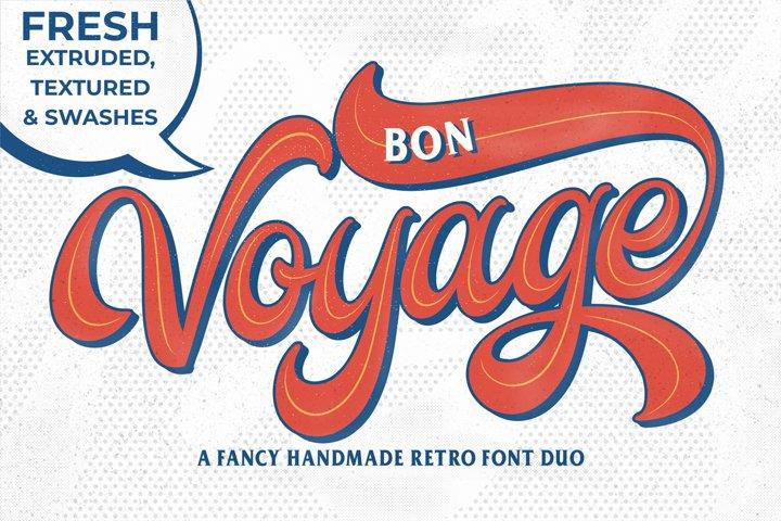 Bon Voyage Script