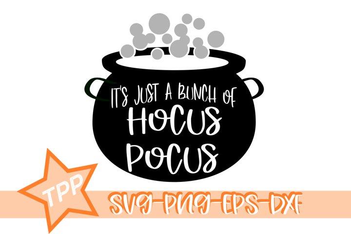 Hocus Pocus svg, Halloween svg, Witch cutting file