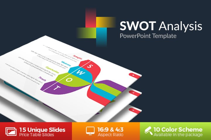 SWOT Infographic Powerpoint