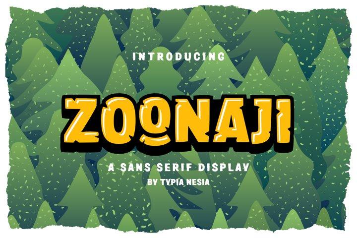 Zoonaji