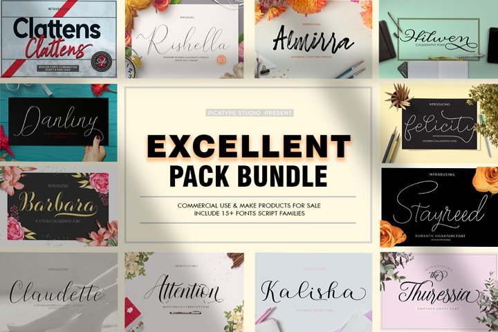 Excellent | Pack Bundle