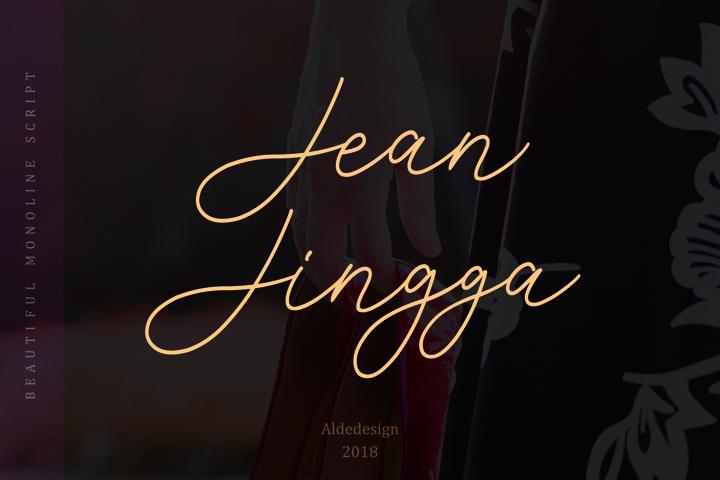 Jean Jingga example