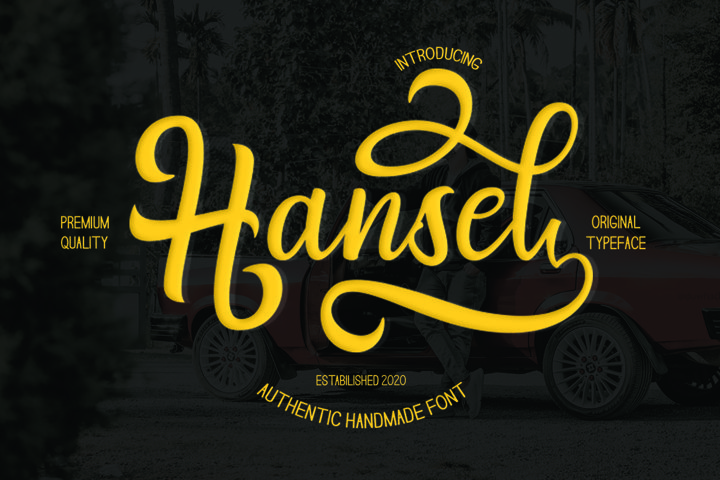 Hansel Script