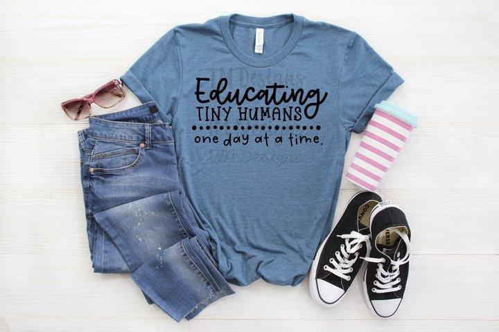 Educating Tiny Humans