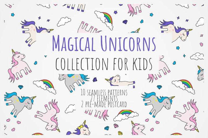 Magical Unicorns Collection