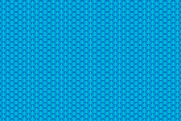 Metal aluminum neon blue colors gradient virtual background