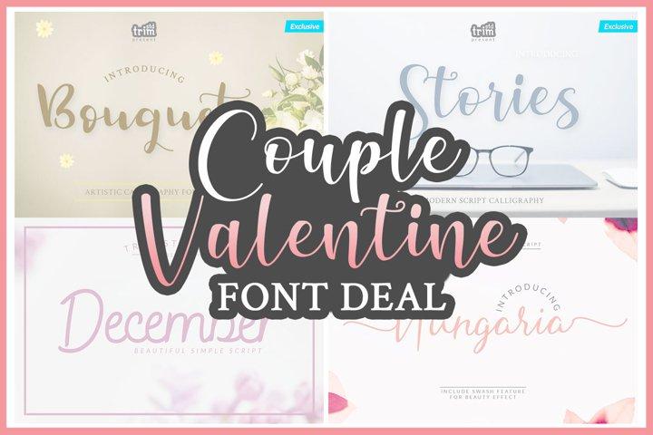 Couple Valentine Deal