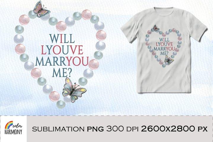 i love you valentine sublimation design png
