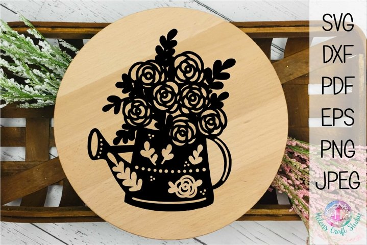 Rose watering can