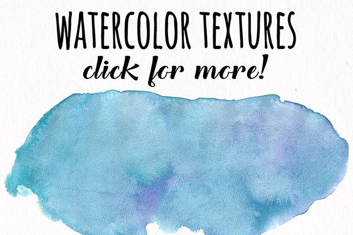Watercolor Textures - card edition - Free Design of The Week Design11