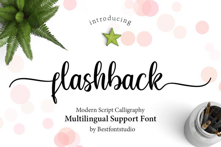 Flashback Script - UPDATE