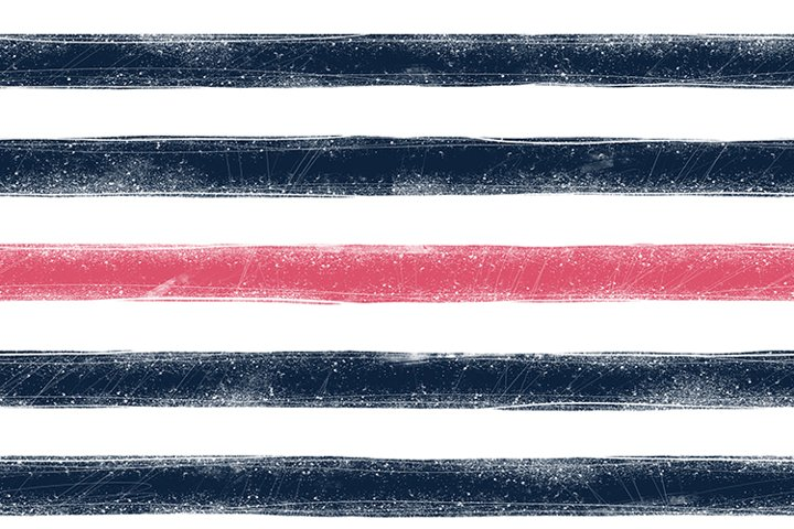 Seamless scratched stripes pattern 19,7x19,7 inch