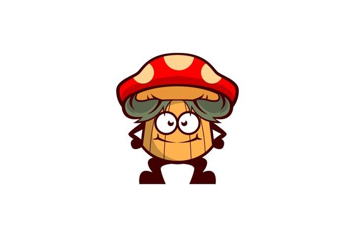 Mushrooms Logo