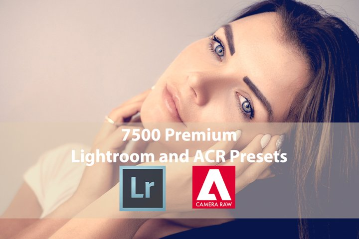 7500 Premium Lightroom and ACR Presets Bundle