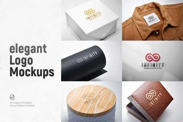 Logos Mockups