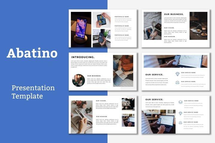 Abatino - Google Slides Presentation Template
