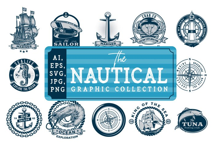 The Nautical Graphic Collection