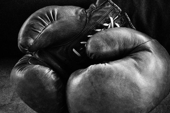 Boxing gloves set 5 images