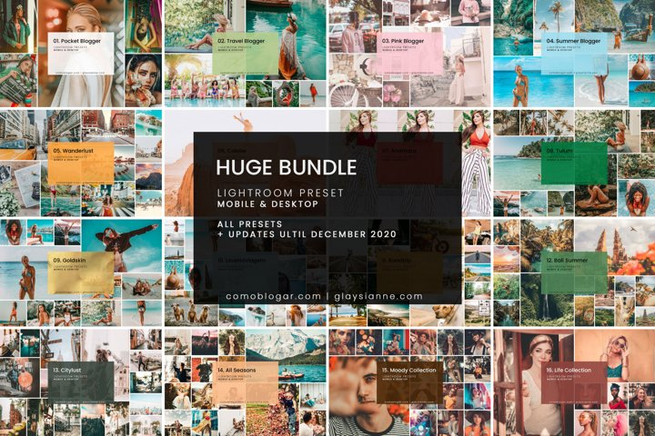 Huge Preset Bundle
