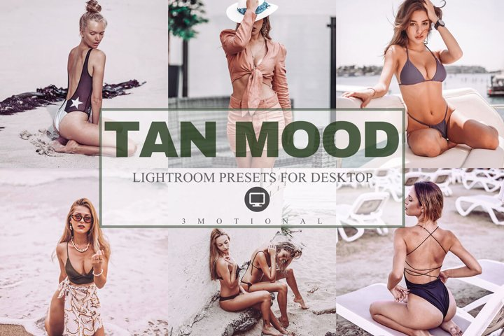 9 Tan Mood Lightroom Presets